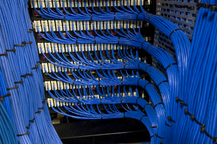 How Can I Determine If Cat5 Cable Is Wired For Data Or Phone besides Wires Phone Jacks Solid Colored also Diagram Shows Main Parts Controls likewise Rj45 Punch Down Block Wiring Diagram additionally Server and  work Rack with Cable Management. on cat5e wiring diagram